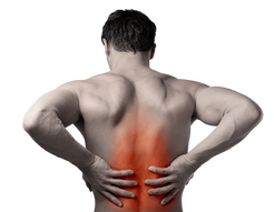 Body Stress Release for Lower Back Pain